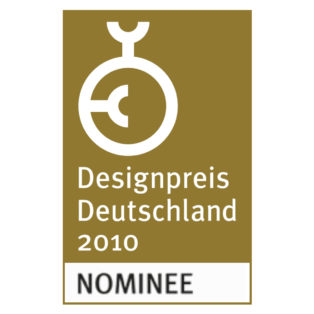Award Designpreis Nominee 2010