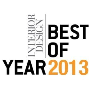 Award Interior Design 2013
