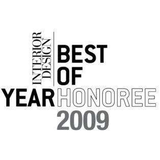 Award Interior Design Honoree 2009
