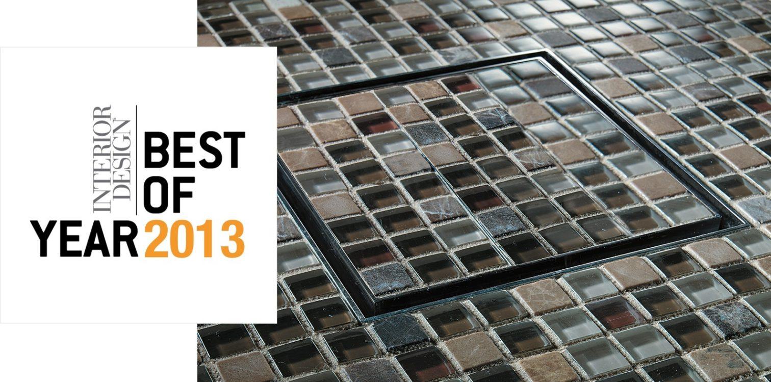 Award ID 2013 style Drain tile