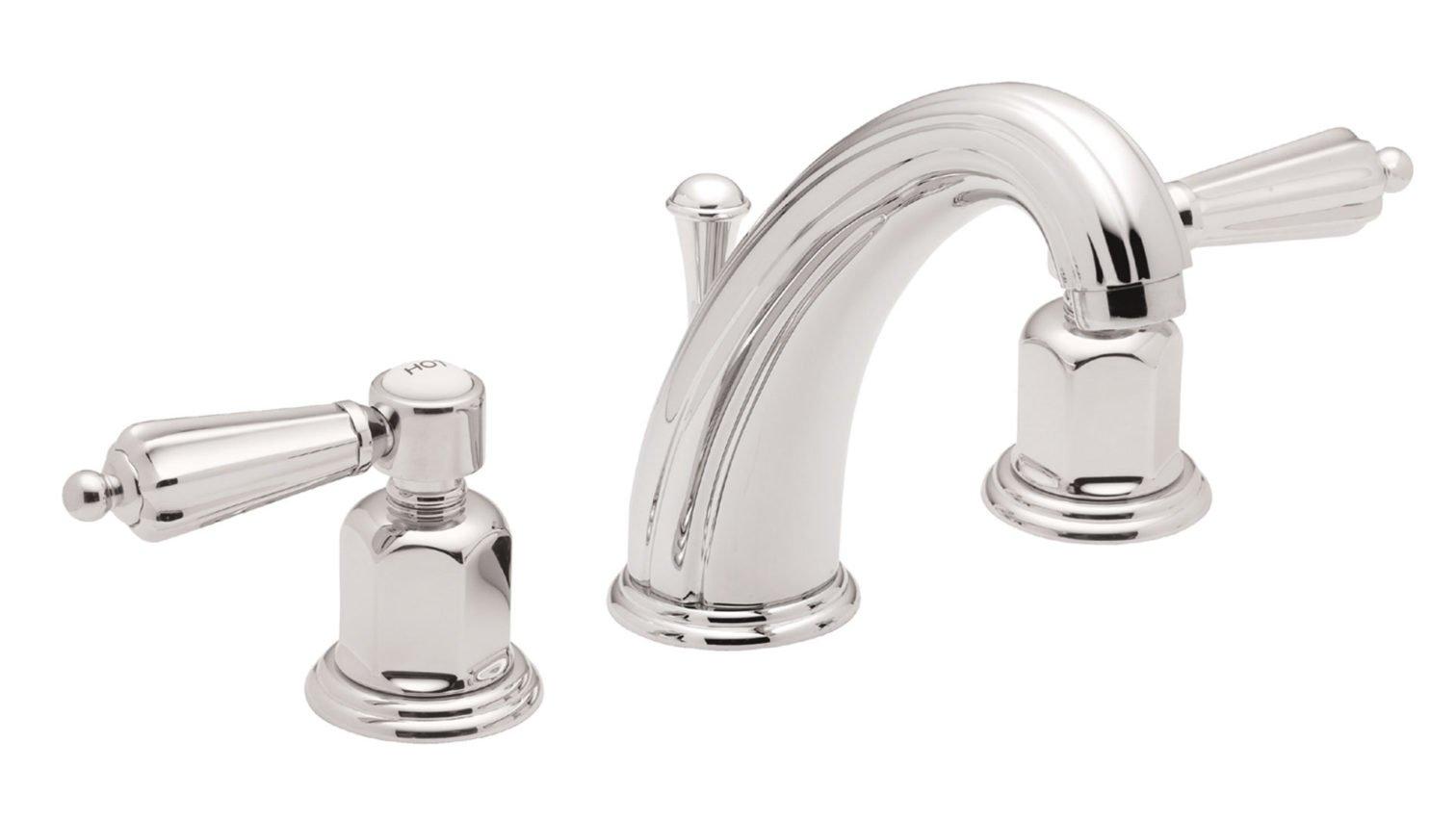 Coronado widespread faucet with 33 series handle