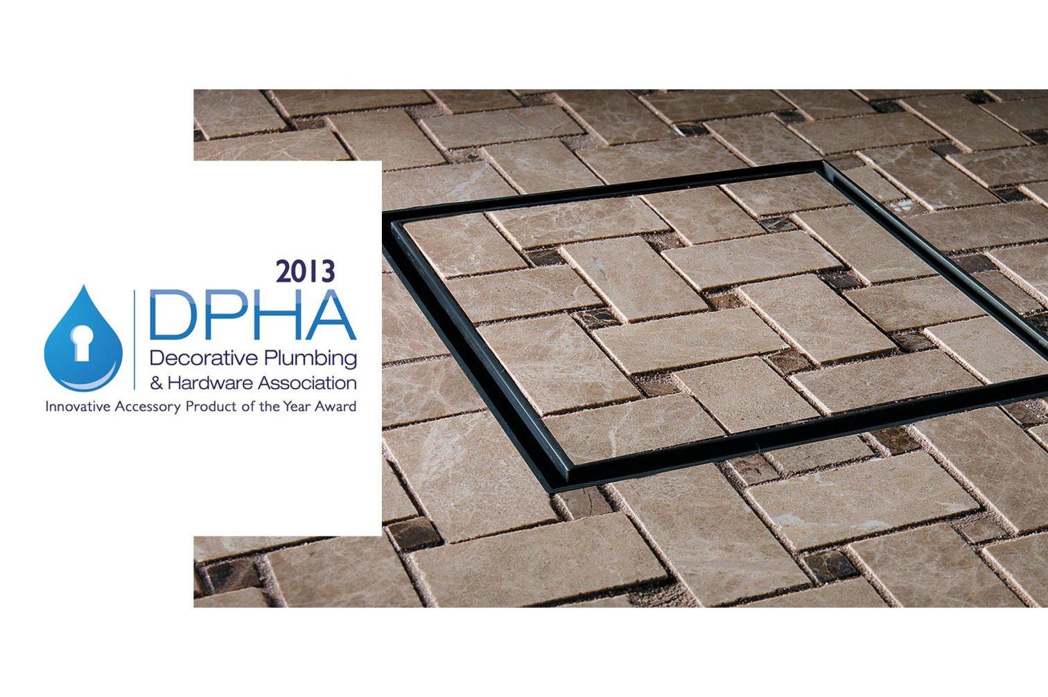 DPHA award 2013 Styledrain tile