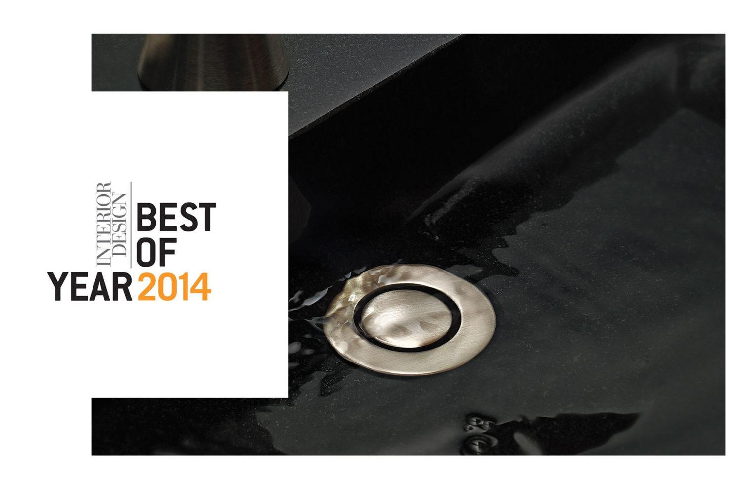 Interior Design Best of Year 2014 logo overlay on ZeroDrain