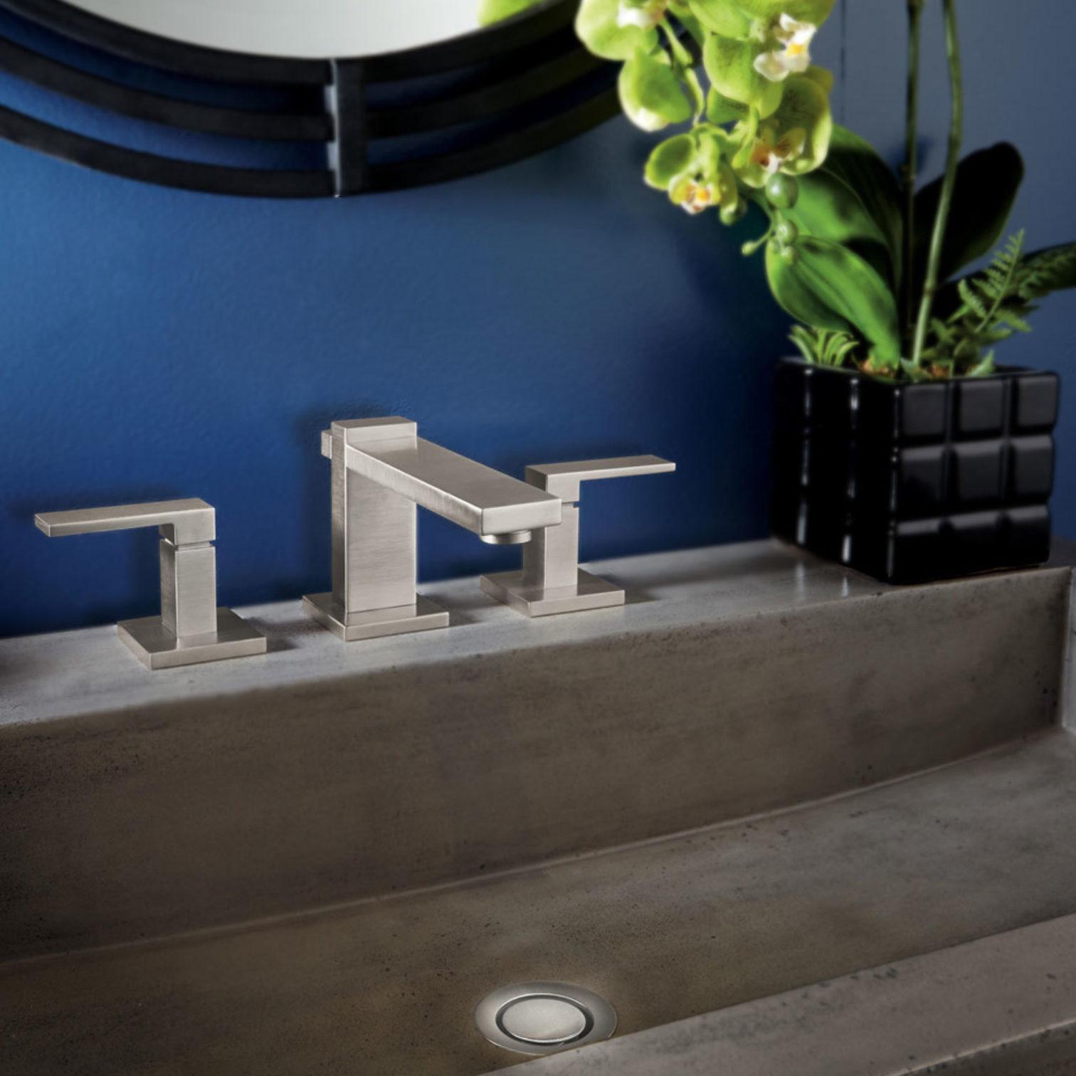 Morro Bay contemporary faucet