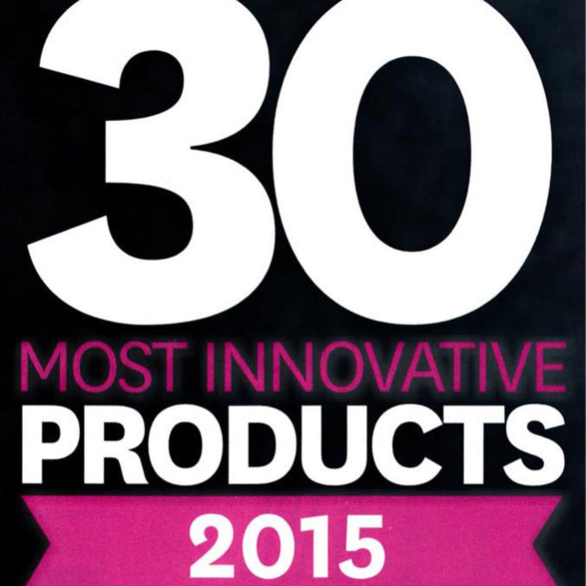 BHG 30 Most Innovative Logo 2015