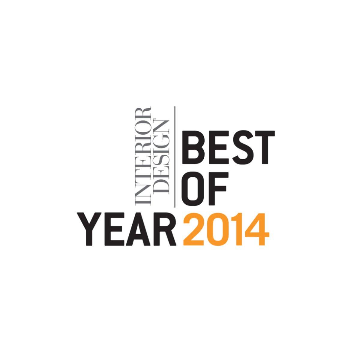 Interior Design Best of Year 2014 logo