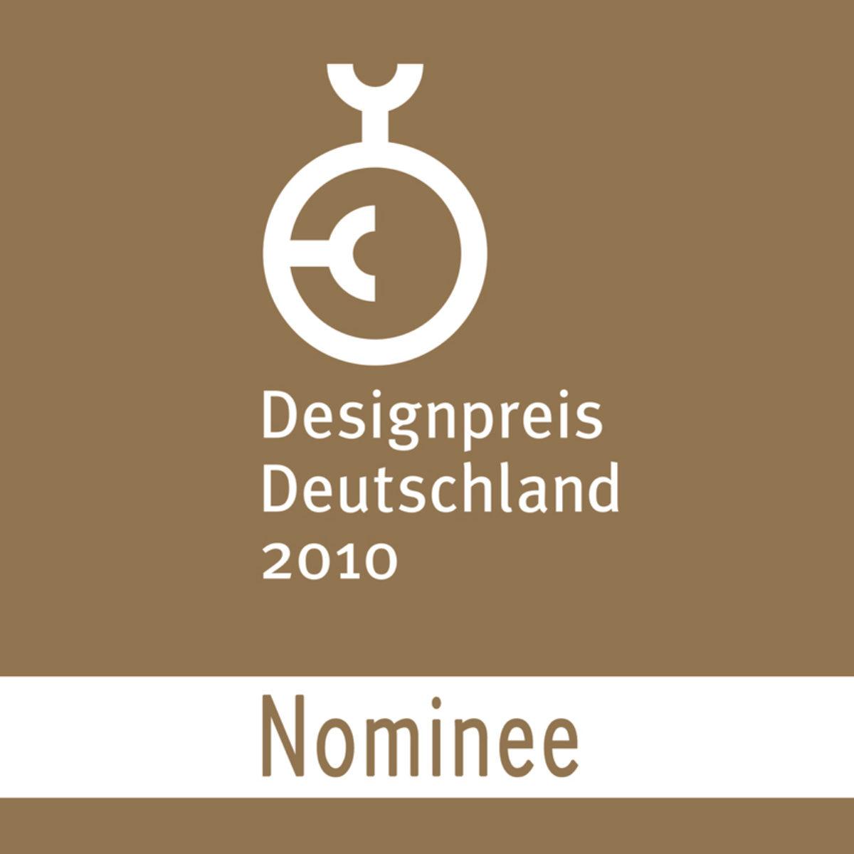 Designpreis Deutschland nominee logo