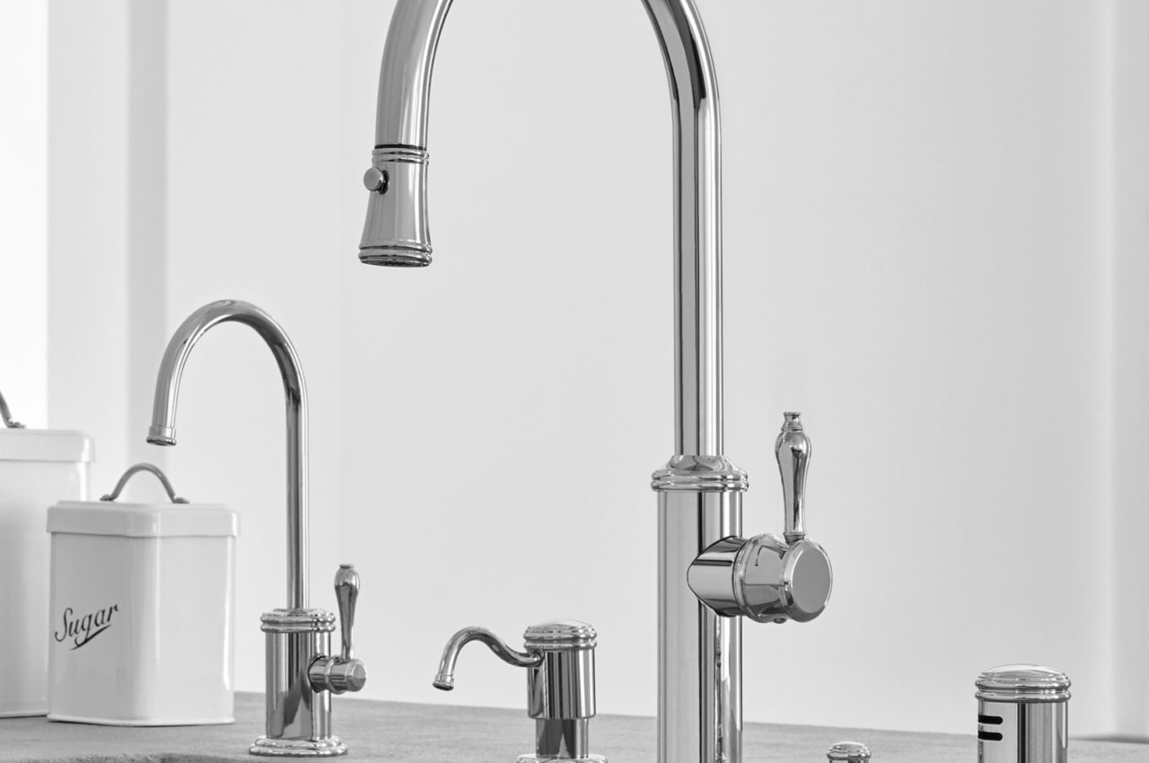 Custom Faucets, Drains, & Accessories   California Faucets