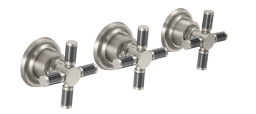 2 And 3 Handle Tub And Shower Faucets California Faucets