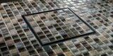 9190 Style Drain Tile B square tile dl1