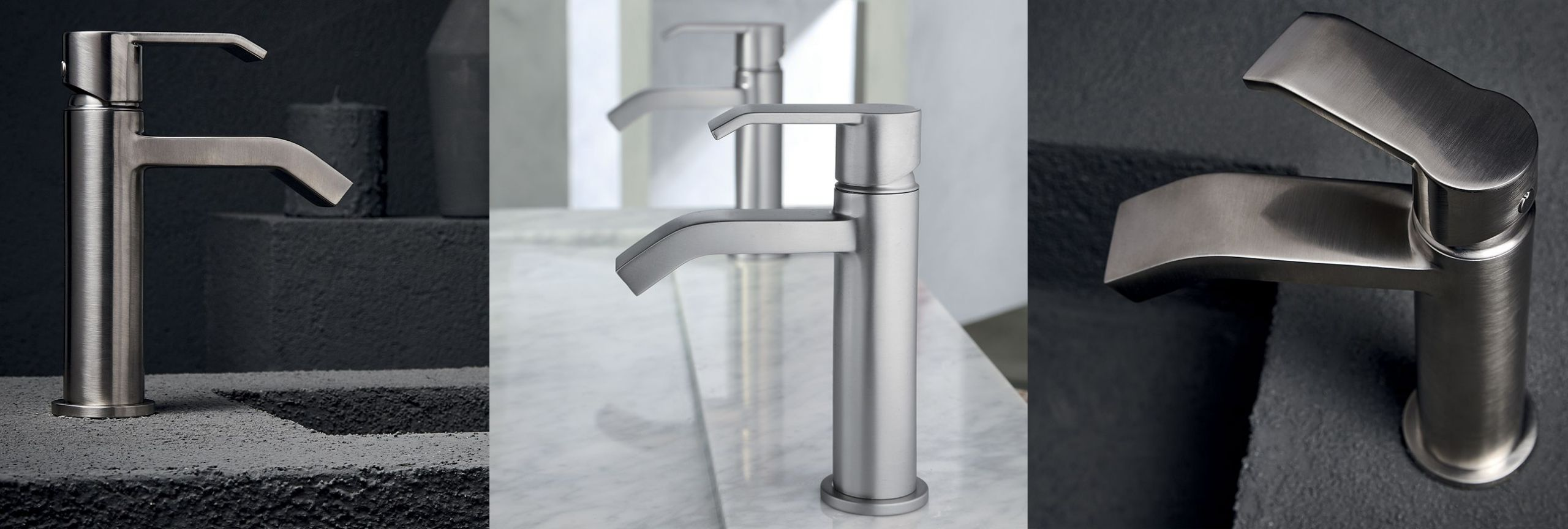 Single lever faucet e5
