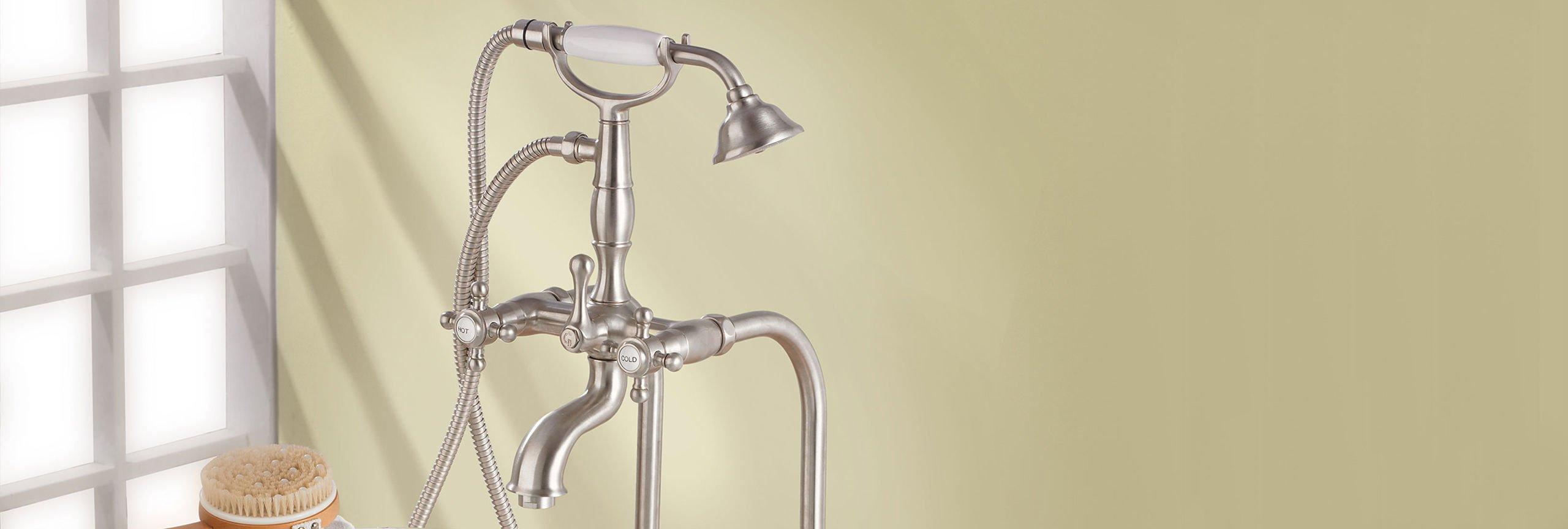 Balboa Tub Fillers California Faucets