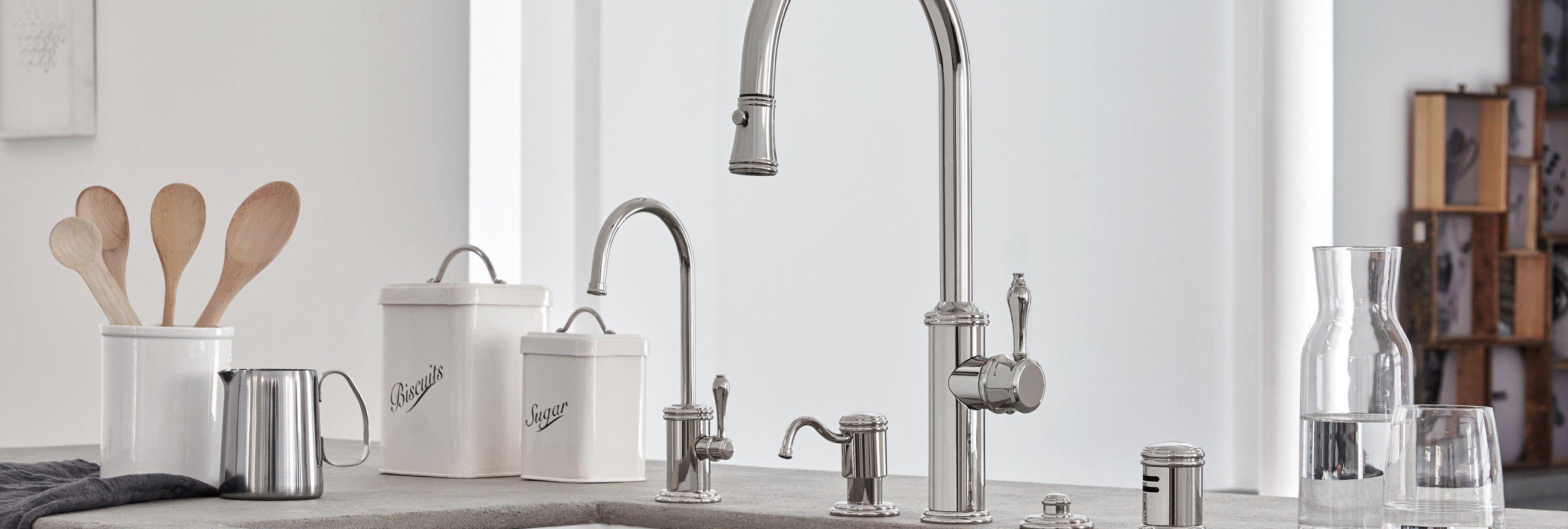 Davoli Italian Kitchen Faucets California Faucets