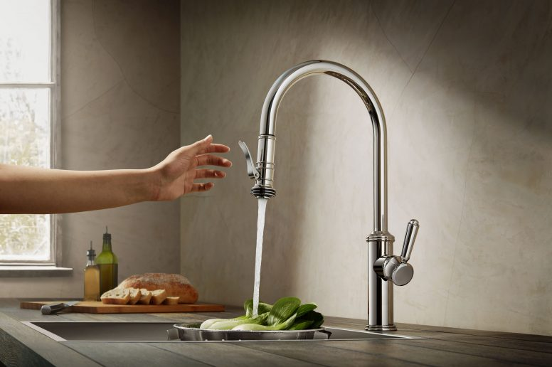 "Davoli Kitchen ""Squeeze"" Handle"
